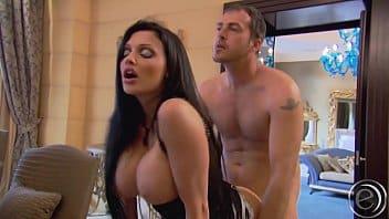 Big tits fuck a husband